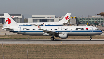 B-1876 - Airbus A321-213 - Air China