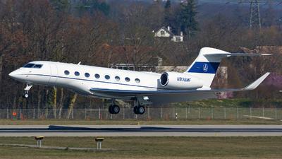 N836MF - Gulfstream G650 - Private