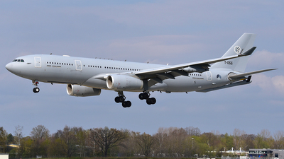 T-055 - Airbus KC-30M - Netherlands - Royal Air Force