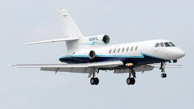 N386TL - Dassault Falcon 50EX - Private