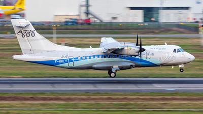 F-WWLY - ATR 42-600 - ATR
