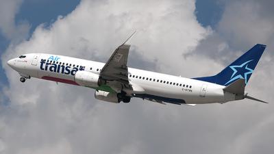 C-GTVN - Boeing 737-8GJ - Air Transat (Transavia France)