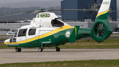A picture of GNHAD - Airbus Helicopters AS365 Dauphin -  - © Rolf Jonsen