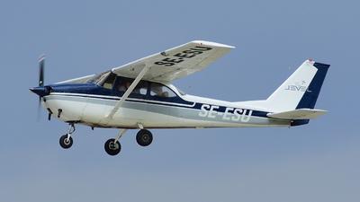 SE-ESU - Reims-Cessna F172G Skyhawk - Fly Level