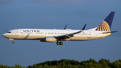 A picture of N38459 - Boeing 737924(ER) - United Airlines - © Chrisjake - OPShots photo team