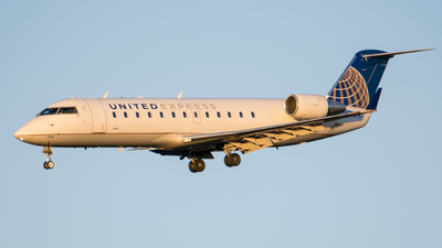 N929EV - Bombardier CRJ-200ER - United Express (Atlantic Coast Airlines)