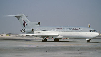 A7-ABC - Boeing 727-2M7(Adv) - Qatar Airways