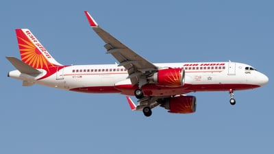 VT-CIM - Airbus A320-251N - Air India