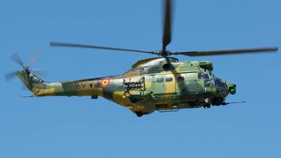 69 - IAR-330L Puma SOCAT - Romania - Air Force