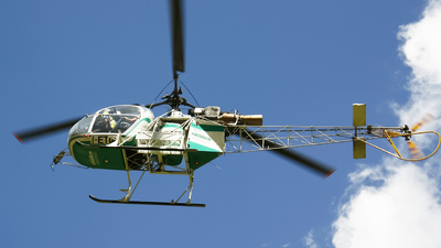 I-ETIA - Aérospatiale SA 315B Lama - Air Green