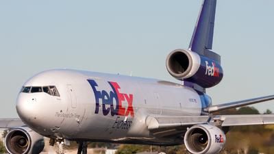 N570FE - McDonnell Douglas MD-10-10(F) - FedEx