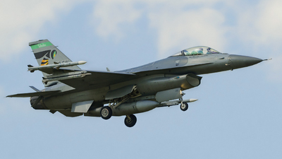 89-2098 - General Dynamics F-16CM Fighting Falcon - United States - US Air Force (USAF)