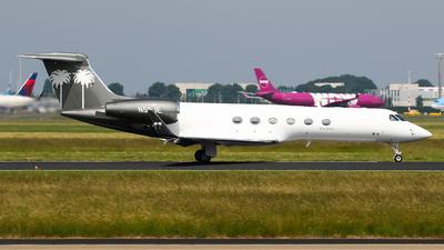 N59JE - Gulfstream G-V - Private