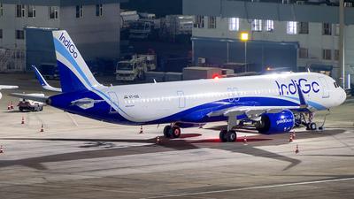VT-IUQ - Airbus A321-271NX - IndiGo Airlines