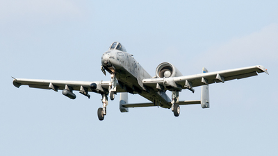 81-0945 - Fairchild A-10C Thunderbolt II - United States - US Air Force (USAF)