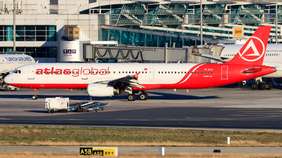 TC-ETJ - Airbus A321-231 - AtlasGlobal
