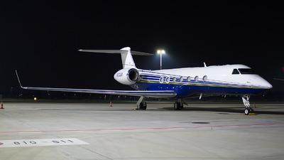 N999LR - Gulfstream G550 - Private