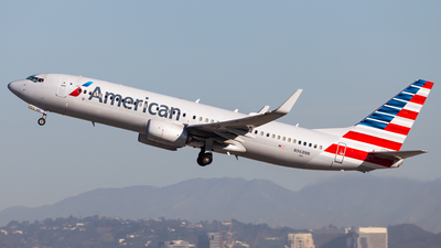 A picture of N968NN - Boeing 737823 - American Airlines - © Brandon Giacomin