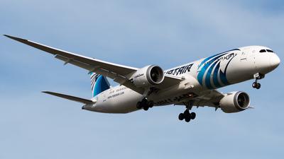 SU-GEV - Boeing 787-9 Dreamliner - EgyptAir