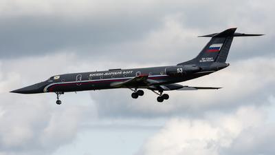 RF-12041 - Tupolev Tu-134UBL - Russia - Navy