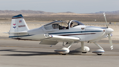 N89660 - Vans RV-6A - Private