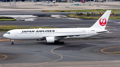 JA8987 - Boeing 767-346 - Japan Airlines (JAL)