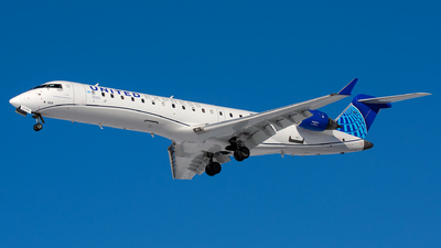 N553GJ - Bombardier CRJ-550 - United Express (GoJet Airlines)