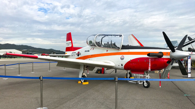 04-077 - KAI KT-1 Woong-Bee - South Korea - Air Force