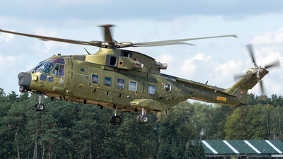 M-502 - Agusta-Westland EH-101 Merlin Mk.512 - Denmark - Air Force