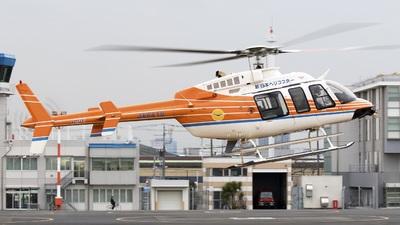 JA6410 - Bell 407 - Shin Nihon Helicopter