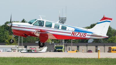N17US - Beechcraft A36 Bonanza - Private