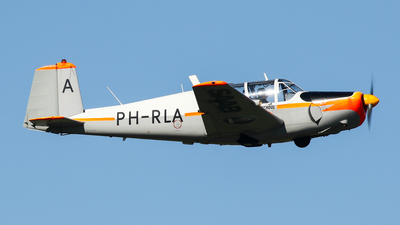 PH-RLA - Saab 91D Safir - Private