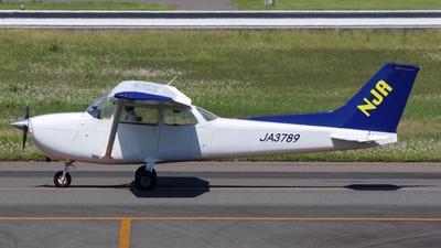 JA3789 - Cessna 172N Skyhawk - New Japan Aviation (NJA)