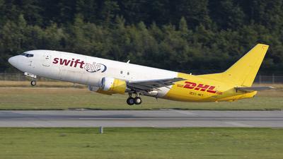 EC-MEY - Boeing 737-476(SF) - Swiftair