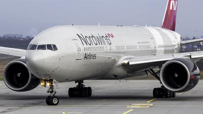 A picture of VPBJG - Boeing 7772Q8(ER) - Nordwind Airlines - © Simon Prechtl