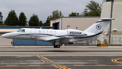 A picture of N620GB - Cessna 525C CitationJet CJ4 - [525C0130] - © Alex Crail