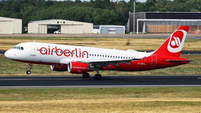 D-ABFG - Airbus A320-214 - Air Berlin