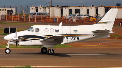 PR-SGB - Beechcraft C90GT King Air - Private