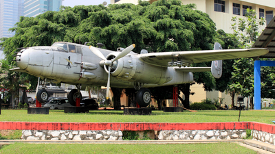 M-458 - North American B-25J Mitchell - Indonesia - Air Force