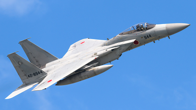 42-8944 - McDonnell Douglas F-15J Eagle - Japan - Air Self Defence Force (JASDF)
