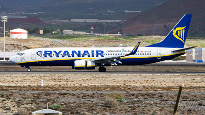 EI-EKN - Boeing 737-8AS - Ryanair