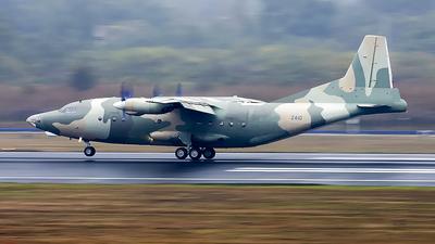 2410 - Shaanxi Y-8F-200 - Venezuela - Air Force