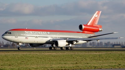 N229NW - McDonnell Douglas DC-10-30 - Northwest Airlines