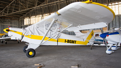 I-BGMT - Piper PA-18 Super Cub - Private