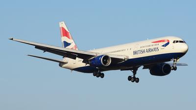 G-BNWD - Boeing 767-336(ER) - British Airways