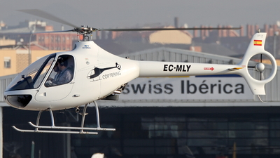 A picture of ECMLY - Guimbal Cabri G2 - [1145] - © Maynat