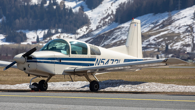 N5473L - Grumman American AA-5 Traveler - Private