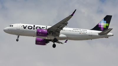 N539VL - Airbus A320-271N - Volaris