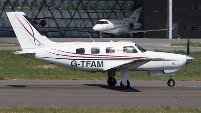 G-TFAM - Piper PA-46R-350T Matrix - Private