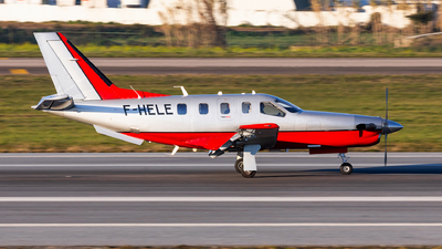 F-HELE - Socata TBM-850 - Private